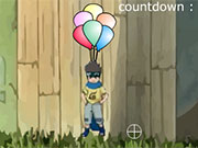 Play Naruto Balloon Burst game