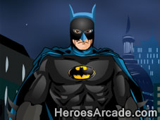 New Batman Dress Up game