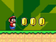 Play New Super Mario World 1 game