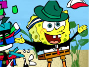 Spongebob Dress Up 2 game