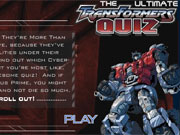 Ultimate Transformers Quiz game