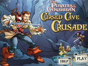 Play Pirates Of The Caribbean Curse Cave Crusade game