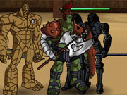 Play Planet Hulk Gladiators game