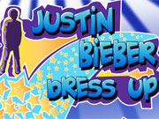 Play Play Justinb Bieber Dressup game