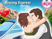 Kissing Express game