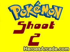 Pokemon Shoot 2 game