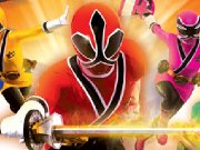 Power Rangers Samurai Bow game