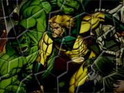 Puzzle Madness Hulk