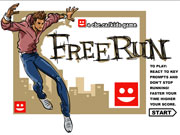 Play Running Peter Parker game
