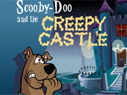 Play Scooby Doo Creepy Castle game