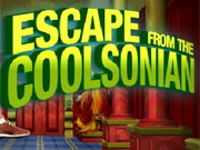 Play Scooby Doo Escape From The Coolsonian game