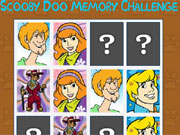 Play Scooby Doo Memory game