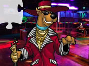 Scooby Doo Pimp Jigsaw game