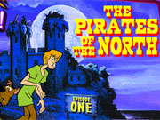 Scooby Doo Pirates Of The North