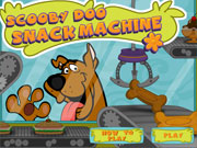 Scooby Doo Snack Machine game