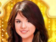 Play Selena Gomez Makeup game
