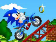 Play Sonic Xtreme Bike game