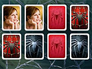 Spiderman 3 Memory Match game