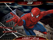 Spiderman 3 Rescue Mary Jane game