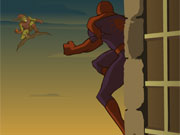 Spiderman Animated game