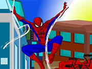 Play Spiderman Customization game