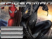 Play Spiderman Dark Side game
