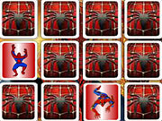 Play Spiderman Memory game