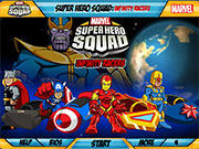 Play Super Hero Squad Infinity Racers game