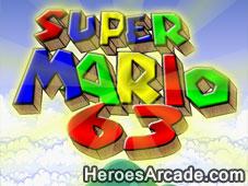 Super Mario 63 game