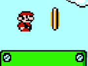 Play Super Mario Bounce FT game