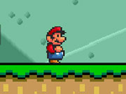 Super Mario Bros Flash Game game