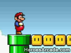 Play Super Mario Flash FT game