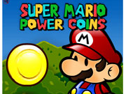 Super Mario Power Coins game
