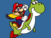 Super Mario World Slots game