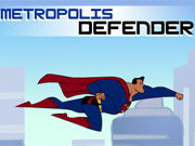 Superman Metropolis Defender game