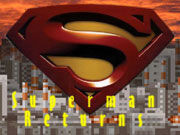 Play Superman Returns game