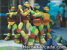 Teenage Mutant Ninja Turtles Dark Horizons game