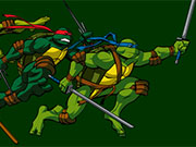Play Teenage Mutant Ninja Turtles game