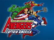 The Avengers Captain America Run game