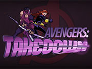 The Avengers Takedown game