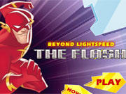The Flash Beyond Light Speed