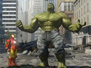 Play The Incredible Hulk game