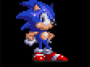Play Sonic Character Designer game