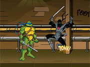 TMNT Foot Clan Street Brawl game