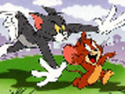 Play Tom And Jerry Slider Puzzle game