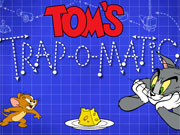 Play Toms Trap O Matic game