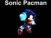 Play Sonic Pacman game