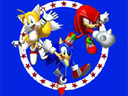 Play Sonic Blox game