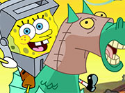 Spongebob Duncen and Dragons
