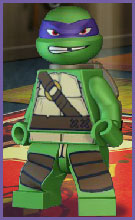 Donatello TMNT Purple Ninja Turtle